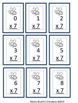 Go Math! Grade 3 Multiply with 7 Chapter 4 Lesson 5