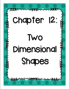 Go Math Grade 3 Vocabulary Posters (BUNDLE of all 12 chapters)