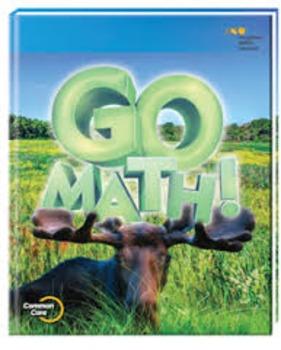 Go Math Grade 3 ch 11 SmartBoard Slides 2015-2016 edition