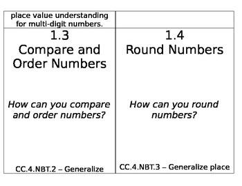 Go Math Grade 4 Bulletin Board