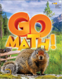 Go Math Grade 4 Chapter 1 though Chapter 13 Review/Test with Answers