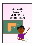 Go Math Grade 4 Chapter 13 Lessons