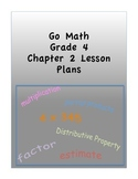 Go Math Grade 4 Chapter 2 Lessons