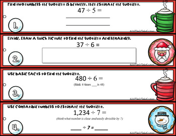 Go Math 4th Grade Chapter 4 Divide By 1 Digit Numbers