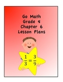 Go Math Grade 4 Chapter 6 Lessons