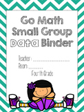 Go Math Grade 4 Data Analysis Binder