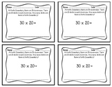 Go Math Grade 4 Exit Slip 3.1