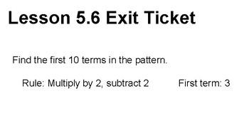 Go Math Grade 4 Lesson 5.6 Exit Ticket