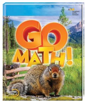 Go Math Grade 4 ch 6 SmartBoard Slides 2015-2016 edition