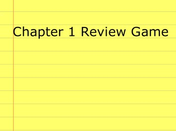 Go Math Grade 5 Chapter 1 Activinspire Review Game Activot