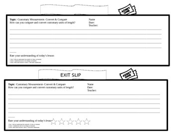 Go Math! Grade 5 Chapter 10 Lesson Plans, Vocabulary Cards, Exit Tickets