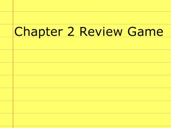 Go Math Grade 5 Chapter 2 Activinspire Review Game Activote Compatible