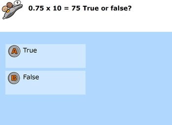 Go Math Grade 5 Chapter 4 Activinspire Review Game Activote Compatible