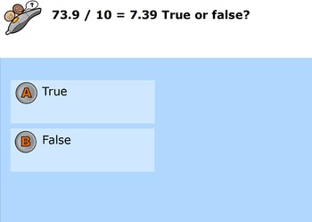 Go Math Grade 5 Chapter 5 Activinspire Review Game Activote Compatible