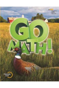 Go Math! Daily Grade 5 by Houghton Mifflin Harcourt   fnd