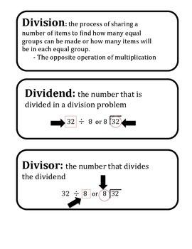 Go Math Grade 5 Math Vocab