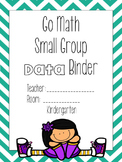 Go Math Grade K Data Analysis Binder
