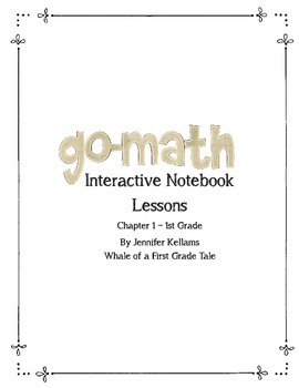 Go Math Interactive Math Journal - Chapter 1