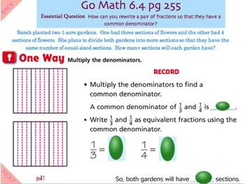 Go Math Grade 5 Lesson 6 4 Answers
