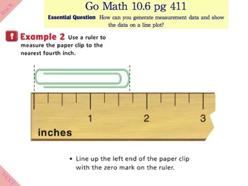 Go Math Interactive Mimio Lesson Chapter 10 Time, Length, Liquid Volume, & Mass