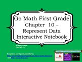 Go Math Interactive Notebook - Grade 1 Chapter 10