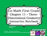 Go Math Interactive Notebook - Grade 1 Chapter 11