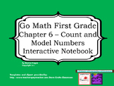 Go Math Interactive Notebook - Grade 1 Chapter 6