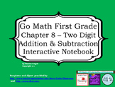 Go Math Interactive Notebook - Grade 1 Chapter 8
