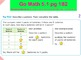 Go Math Interactive Mimio Lesson 5.1 Algebra - Describe Patterns