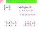 Go Math Interactive Mimio Lesson 6.4 Common Denominators
