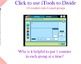 Go Math Interactive Mimio Lesson 6.4 Model Division with Bar Models