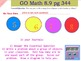 Go Math Interactive Mimio Lesson 8.9 Find the Whole Group