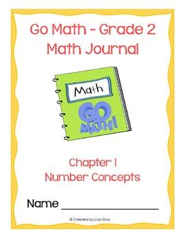 Go Math! Math Journal - Grade 2 - Chapter 1
