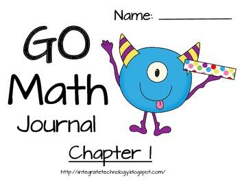 Go Math Journal Grade 2 Chapters 1-5
