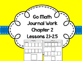 Go Math Journal Work Chapter 2