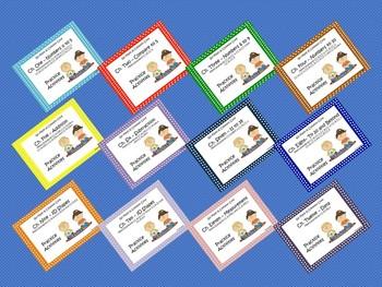 Go Math Kindergarten Bundle