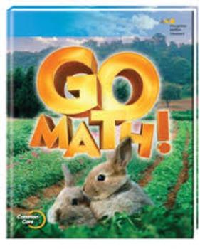 Go Math Kindergarten Ch 3 SmartBoard Slides 2015-2016
