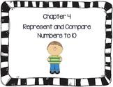 Go Math! Kindergarten Chapter 4 Lesson Plans Version 2012
