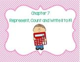 Go Math! Kindergarten Chapter 7 Lesson Plans Version 2012