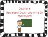 Go Math! Kindergarten Chapter 8 Lesson Plans Version 2012