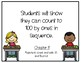 Go Math Kindergarten Chapter 8 Objectives