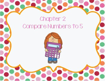 Go Math! Kindergarten Chapter 2 Version 2012