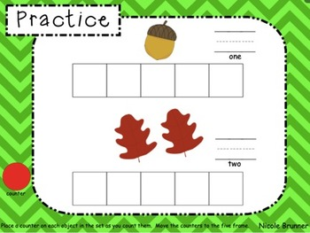 Go Math Kindergarten Unit 1 SMARTboard Lessons