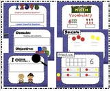 Go Math Kindergarten Unit 3 SMARTboard Lessons