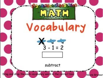 Go Math Kindergarten Unit 6 SMARTboard Lessons