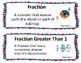Go Math MAFS Aligned Vocabulary Cards (3rd Grade)