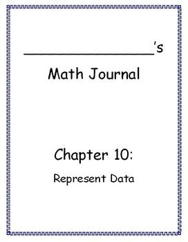 Go Math - Math Journal - Chapter 10