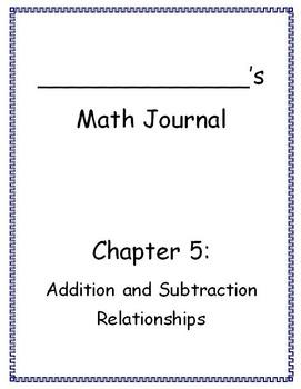 Go Math - Math Journal - Chapter 5
