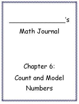 Go Math - Math Journal - Chapter 6