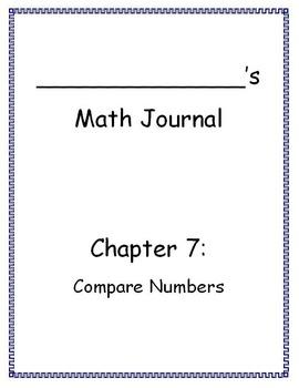 Go Math - Math Journal - Chapter 7